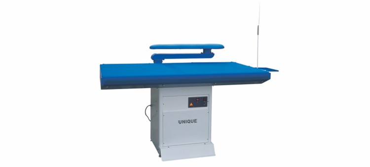 TDZ series heated vacuum ironing table