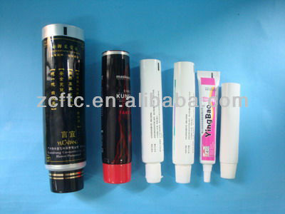 aluminum laminated tubes for pharmaceutical packaging