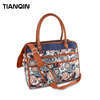 New Design Carry-On Overnight Large Printing Nylon Travel Bag