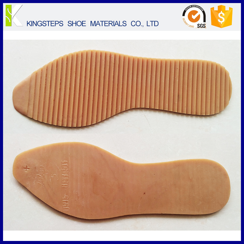 Rubber sheet hardness 45-60 degree thickness 3mm-5mm sports shoe sole KS-7419