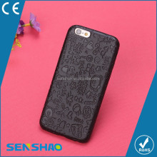 hot selling cheap OEM New Product Mobile Phone Accessories PU Leather Case For Iphone 5 6 6plus