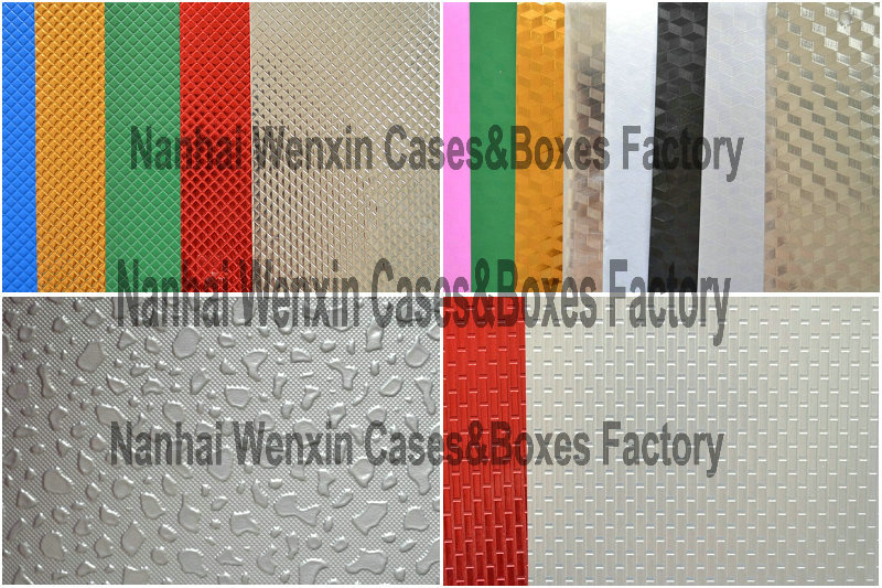 luxury aluminum watch boxes wholesale for 12 watches manufacturer