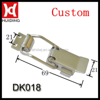 Box lock hasp latch / stainless steel toggle clasp hardware / hasp lock / DK018