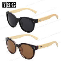 2015 new bamboo and wood sunglasses china for hot sale polarized glasses