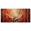 Decorative Tree Design metal art and craft for wall hanging