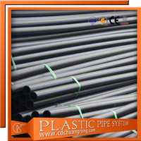 3 hdpe drainage water pipes