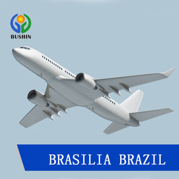 Shipping Rates Air Freight from China to BRASILIA BRAZIL drop shipping