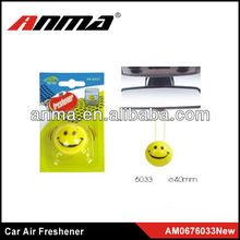 New design air freshening best perfume car