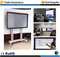 84inch EKAA ppt presentation remote controllable UHD Interactive All In One PC TV with touch screen for conference room