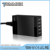 40W 5-Port Family-Sized USB Desktop Charger for iPhone iPads iPodS Samsug Tab 2 3 4 Galaxy Series Phons Smartphones Tab