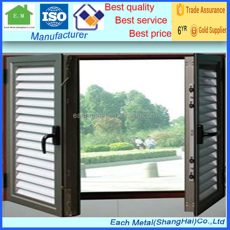 Wholesale cheap house aluminum louver windows for sale for Cheap home windows