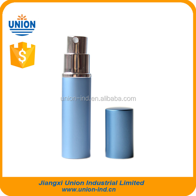 Travel Refillable Perfume Atomizer Bottle For Spray Scent 5ml