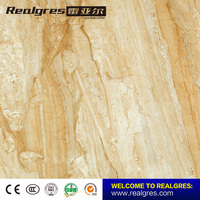 3D marble design super glossy flooring glazed porcelain tiles price600x600mm