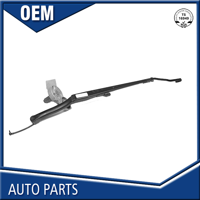 Car wiper accept custom, various color windshield wiper arms