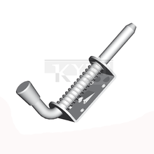 Stainless Steel Latch Slide Bolt For Truck And Trailer Ref No 1201418