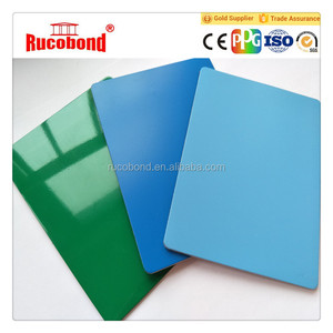 6mm, 7mm, 8mm, 9mm, 10mm aluminum composite panel
