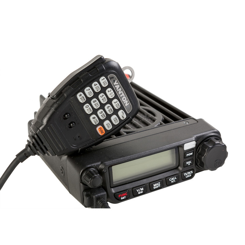 UHF &VHF car radio 100 watts vhf radio(YANTON TM-8600)