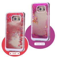 2016 newest 3d sublimation case for samsung galaxy s6 liquid cellphone case