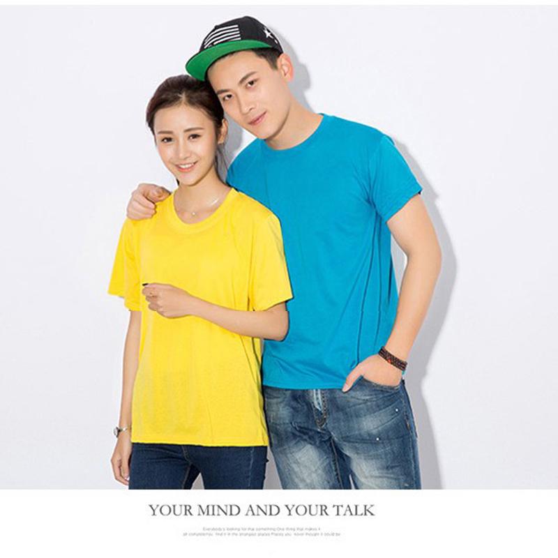 100 Cotton Fabric T Shirts Cheap Screen Print T Shirt