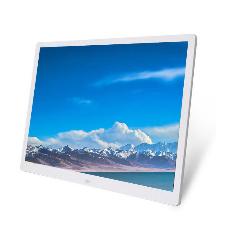 15 pouces cadre photo numérique à piles pour l'affichage de publicité - ANKUX Tech Co., Ltd