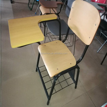 school table chair writing tablet chairs plastic student chairs with tablet