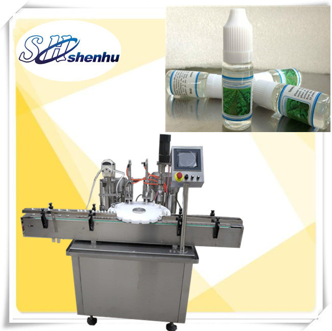 Shenhu automatic electronic cigarette filling and plugging machine