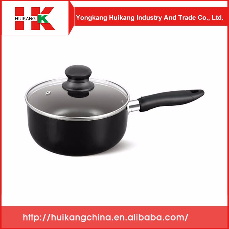 Quality guarantee 22cm copper bottom stainless steel fry pan