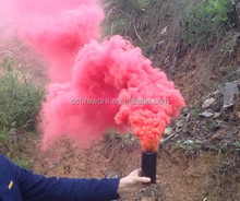 M18 Color smoke bomb fireworks for sale/Military exercise smoke bomb