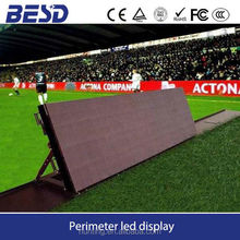 Indoor outdoor full color Advertising LED Display Star sports live cricket match Led Display Screen