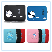 Excellent Quality Kungfu Bear Computer Package 15 Inch Laptop Sleeve Neoprene PAD sleeve Tablet case