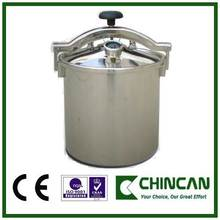 Laboratory Electric or LPG heated YX-12HM/18HM/24HM Benchtop Pressure Steam Sterilizer Autoclave with the best price
