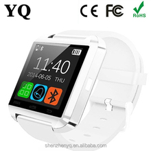 2018 Hot U80 BT smart watch u80 Fashion Android Watch Sport Wrist LED Watch Pair For iOS Android Phone U8 U9 Smartwatch