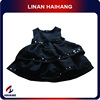 black wholesale children clothing dresses