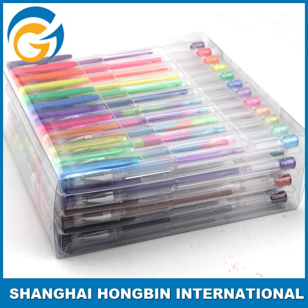 Neon Color Gel Pen