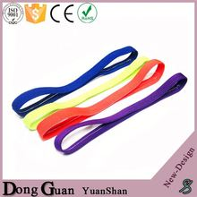 Silicne Spandex Headbands OEM Hair Accessory
