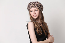 2017 hot selling new fashion ladies beret hat