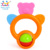 Huile Toys Eco-Friendly Material Baby Teether Toys