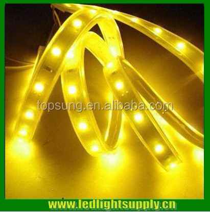 TP-AC120S-3014-Y 2813 3528 5050 5056 5730 2835 3014 SMD led strip 120v-230V 120leds/M