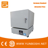 1200 degree celsius high temperature extraction oven for laboratory