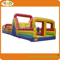 Super kids outdoor obstacle course