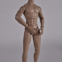 Hot selling true type action figure nude body for sale