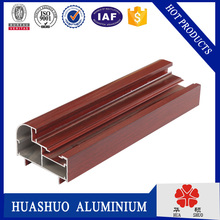 China top standard size aluminium door and windows made in China