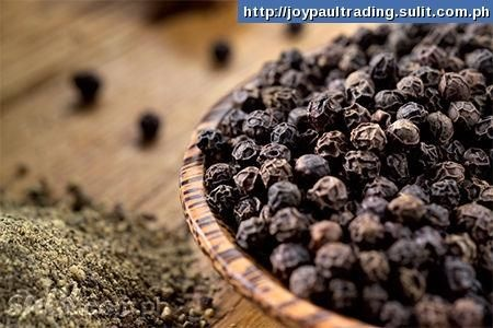 Black Pepper (whole/ground/cracked/powdered)