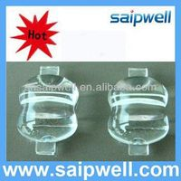2013 HOT SALE fused silica aspheric lens for Street Light