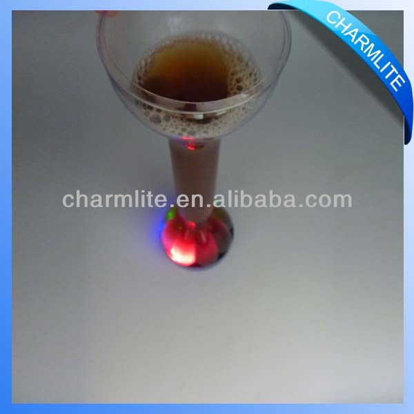 LIght up yard glass,Light yard glass,Party Plastic Glass