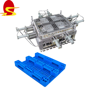 Plastic Plallet Injection Mold Machine Making