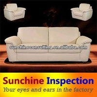 quality control of furniture / sofa/chair/inspection service/quality control/clothing