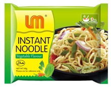 Vegetarian instant noodles Palm oil free instant noodle Oem instant noodles