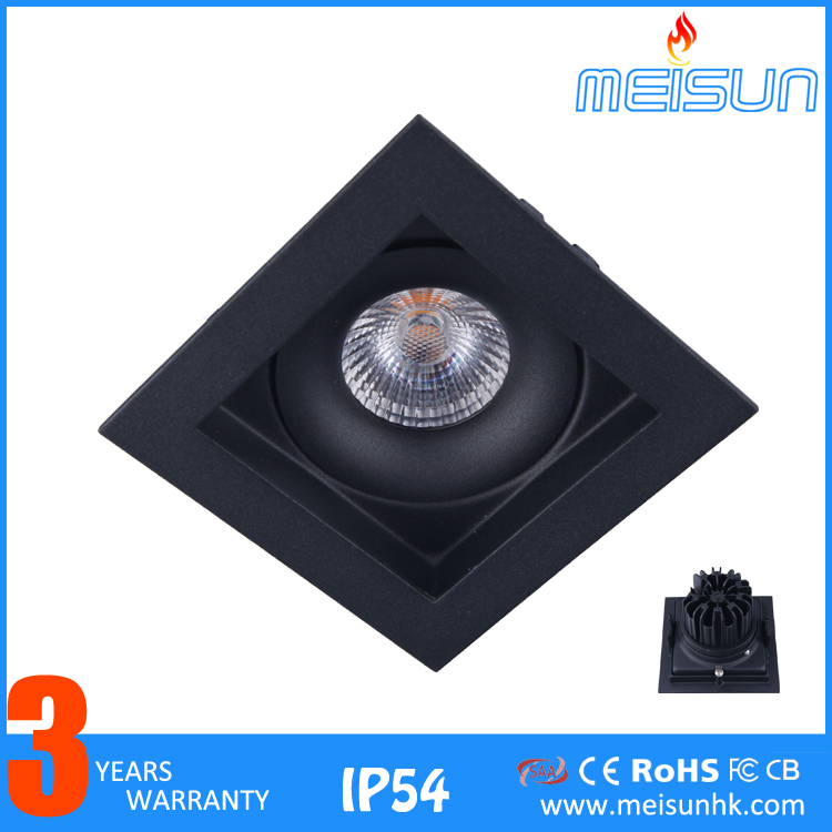 COB High Quality Led <strong>Downlight</strong> Anti-glare 10w Dimmable <strong>Downlight</strong>,Ce Lvd Emc