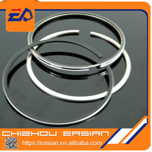 motor spare parts auto 6HH1 piston ring set OE 8-94390-799-0 8-94390-799-2 RIK 17975 for ISUZU with 115mm diameter